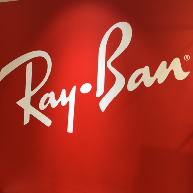 「RAY-BAN POP-UP STORE」FINAL DAY