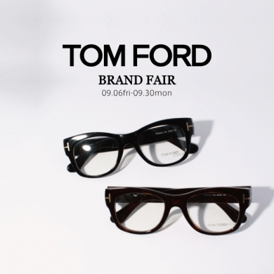 TOM FORD フェア