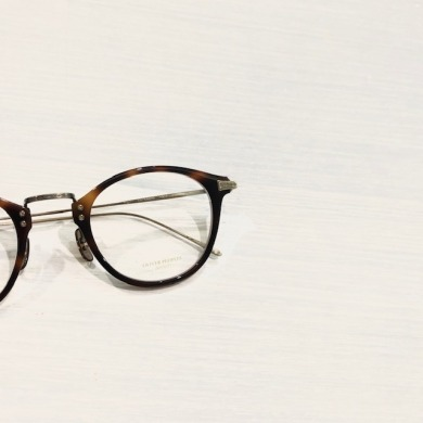 "OLIVER PEOPLES  ""Cording""  入荷!!"