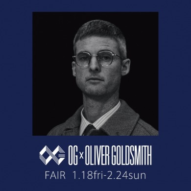 OG×OLIVER GOOLDSMITH   Fair  !!